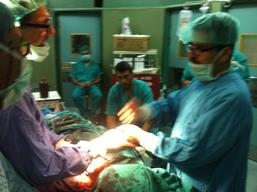 Gaza, MSF Support to Al Shifa hospital