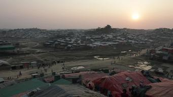Monsoon Season Could Wreak Havoc on Refugee Camps in Bangladesh-ENG