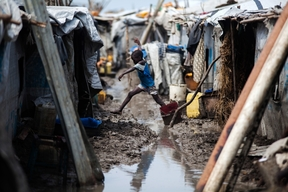 Living conditions in Malakal PoC