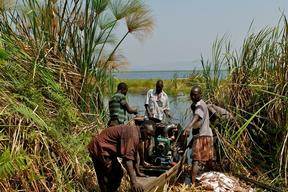 emergency operation in Adjumani district