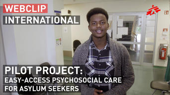 Pilot project in Germany: Easy-access psychosocial care for asylum seekers | INTERNATIONAL