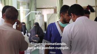 WEBCLIP : Yemen, unpaid wages (SPA)