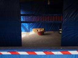 Gueckedou Ebola treatment centre