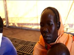 South Sudan – 20,000 refugees from the north