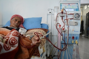 Dialysis Treatment in Yemen