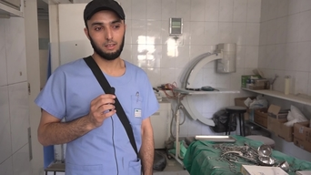 Doctors of Aleppo: Broll