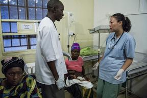 Paediatric Healthcare Bo Sierra Leone 2014