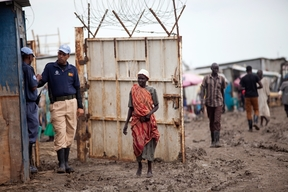 Security in Malakal PoC