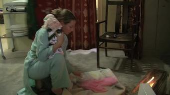 Delivery on the Move - Pakistan Midwife video