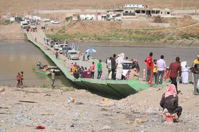 Iraq-IDPs from Sinjar District