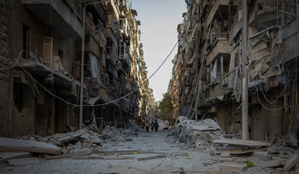 East Aleppo