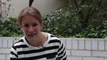 Natalie Roberts, emergency co', talks of access to healthcare in north Yemen 3 (INT)