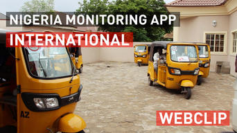 Borno State, Nigeria: Monitoring malnutrition on a mobile phone | Webclip | International