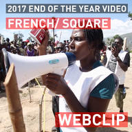 Thank you - End of the year 2017 | Web Clip | French Square