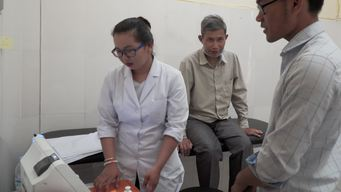 Cambodia – New hope for patients with hepatitis C (INT)