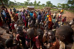South Sudan, Yida Refugee Camp, Vincent Wartner, 20 MINUTES, July 2012