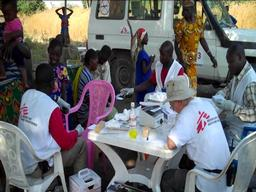 Sleeping sickness – A mobile team in central Africa