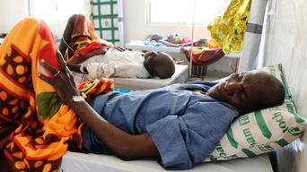 Cholera outbreak in Maiduguri (capital of the Borno State – Northeastern Nigeria)