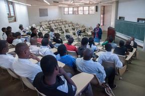 Malamulo Scholarship students