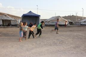 Kawargosk camp + camp in Erbil area, Iraq