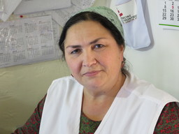 Paediatric TB Care in Tajikistan