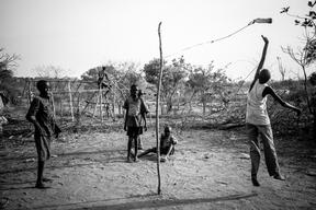Adjumani district, daily life