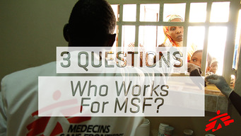 Who Works For MSF?
