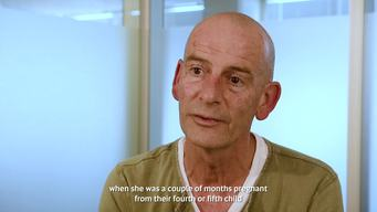Interview (ENG Sub) Ronald Kremer - Patient Story form Yemen