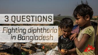 What's Behind the Diphtheria Outbreak in Bangladesh? INT
