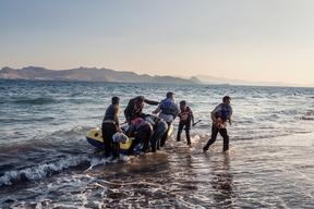 Refugees in Kos
