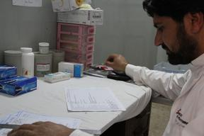 MSF in Sadda and Alizai, Kurram Agency (FATA)