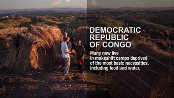 Democratic Republic of Congo – A silent crisis (ENG)