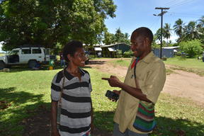 TB programs in Gulf Province and Port Moresby