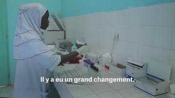 Diffa. Preventing the spread of hepatitis E.
