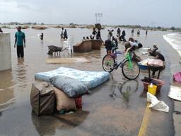 Mozambique - Floods in Gaza Province