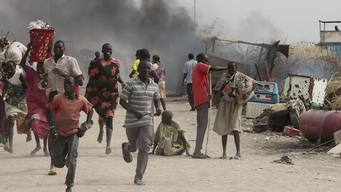 WEBCLIP: South Sudan – « Who will do everything in the future? » (DE)