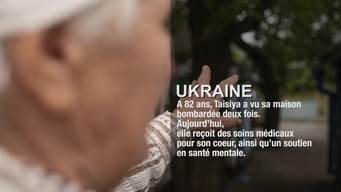 "Ukraine - ""Look around, others weren't so lucky."" (FR)"