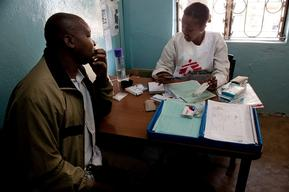 Primary Health Care in Kibera, Nairobi