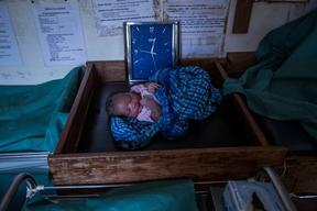 Maternal health project in Sierra Leone