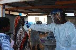 Healthcare in the aftermath of Ebola - Monrovia - Ebola