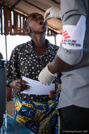 Cholera vaccination in Kyangwali
