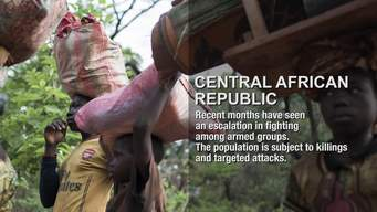 "Central African Republic – ""We don't have freedom anymore."" (ENG)"