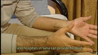 Interview with a Syrian patient Jordan. Patient 2