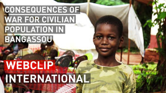 Consequences of war for civilian population in Bangassou | Webclip | International