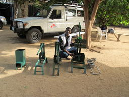 Michael Githinji on Mission in Pulka, North East Nigeria