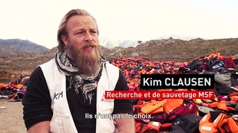 Lesbos lifejackets: Message to the EU | WEBCLIP FRENCH