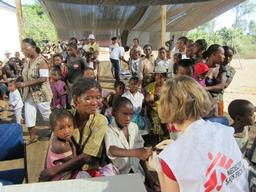 Madagascar, Malaria épidemic in the southeast of the island, MSF, may 2012