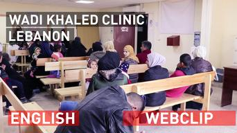 MSF INTERVENTION IN WADI KHALED, LEBANON | ENG