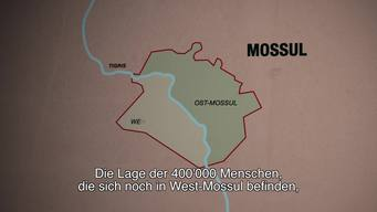 Iraq – Dire situation in Western Mosul (DE)
