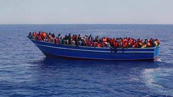 2015: Search & Rescue in the central Mediterranean INT